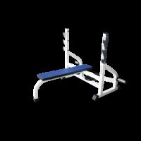 Скамья - стойка для жима штанги лежа