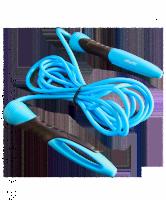 Скакалка STARFIT RP-104 ПВХ с эргономичной ручкой