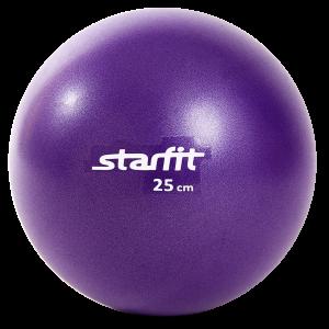 Мяч для пилатеса STARFIT GB-901, 25 см, фиолетовый