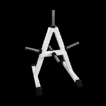 Стойка для хранения дисков диаметром 25 мм - А-образная (на 5 позиций)