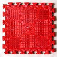 Коврик резиновый цветной (красный, желтый, синий, зелёный) толщина 20 мм