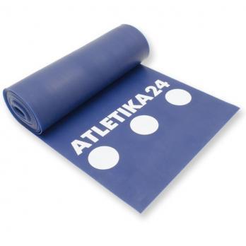 Латексная лента синяя 2,5 м