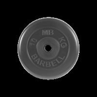 Диск обрезиненный, Standart 10 кг_0