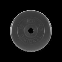 Диск обрезиненный, Standart 15 кг_1
