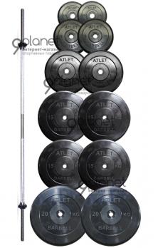 Штанга 143 кг