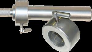 Гриф для штанги EZ-образный MB Barbell, 50 мм_1