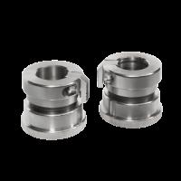 Гриф олимпийский ВС (особопрочная сталь) - 2200 мм, 50 мм_1
