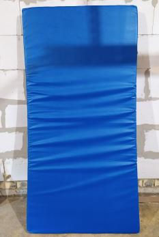 Гимнастический мат на молнии 2х1х0.1 м