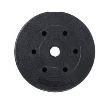 Диск пластиковый/цемент чёрный 7,5 кг
