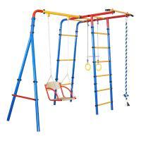 Детский спортивный комплекс «ЮНЫЙ АТЛЕТ» модель «Уличный-Лайт»