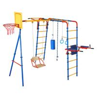 Детский спортивный комплекс «ЮНЫЙ АТЛЕТ» модель «Уличный-Плюс»