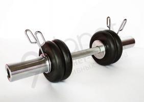 Гантель разборная 9 - 14 кг (D 51 мм)