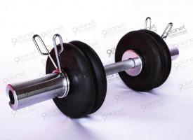 Гантель разборная 14 - 19 кг (D 51 мм)
