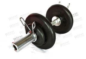 Гантель разборная 16,5 - 21,5 кг (D 51 мм)