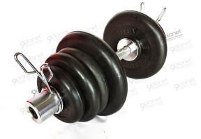 Гантель разборная 26,5 - 31,5 кг (D 51 мм)